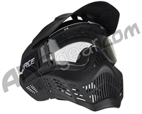 V-Force X-Armor Paintball Mask w/ Single Lens - Black