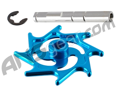Warrior Halo Aluminum Rip Drive Kit - Blue