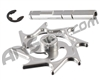 Warrior Halo Aluminum Rip Drive Kit - Silver