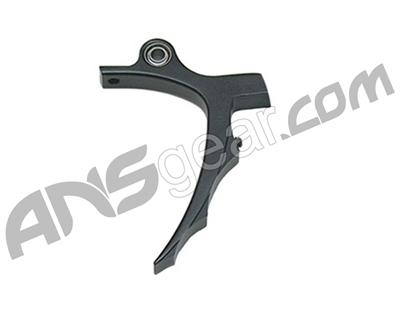 Warrior Paintball SLG Saw Rolling Trigger - Black