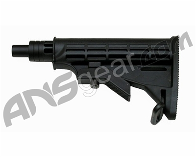 Warrior Paintball Spyder 6 Point Collapsible Stock
