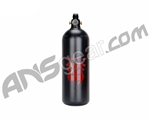 Guerrilla Air Compressed Air Tank W/ Myth Regulator 62/3000 - Black