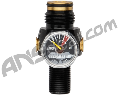 Guerrilla Air M3 Tank Regulator - 3000 PSI Tank - Standard Output