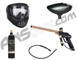 Azodin Kaos Deluxe Paintball Gun Kit 1