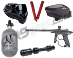 Azodin Zenith Paintball Gun Kit 6