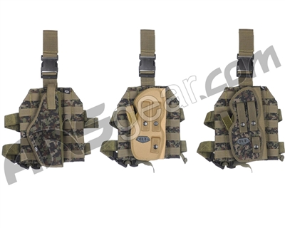 Empire Battle Tested Thigh Rig Pistol Holster Package