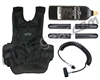 Gen X Global Tactical Vest W/ Remote & 20oz C02 Tank