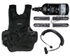 Gen X Global Tactical Vest W/ Remote & 47/3000 Empire Tank
