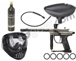 Kingman Fenix Basic Gun Package Kit - Silver Grey
