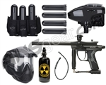 Kingman Fenix Battle Gun Package Kit - Diamond Black