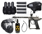 Kingman Fenix Battle Gun Package Kit - Silver Grey