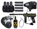 Kingman MR1 Battle Gun Package Kit - Olive