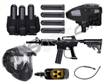 Kingman MRX Battle Gun Package Kit - Diamond Black