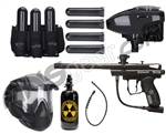 2012 Kingman Victor Battle Gun Package Kit - Diamond Black