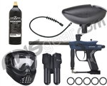 Kingman Fenix Intro Gun Package Kit - Slate Blue