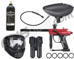 Kingman Fenix Intro Gun Package Kit - Hot Red