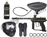 Kingman MR100 Pro Intro Gun Package Kit - Olive Green