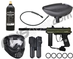 Kingman MR1 Intro Gun Package Kit - Olive