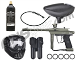 Kingman Sonix E Intro Gun Package Kit - Olive