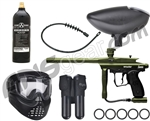 Kingman Sonix Intro Gun Package Kit - Olive