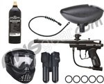 2012 Kingman Victor Intro Gun Package Kit - Diamond Black