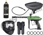 Kingman 2012 Xtra Intro Gun Package Kit - Forest Green