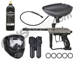 Kingman 2012 Xtra Intro Gun Package Kit - Silver Grey