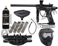 Kingman Fenix Rookie Gun Package Kit - Diamond Black