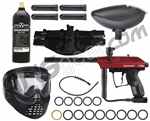 Kingman 2012 Xtra Rookie Gun Package Kit - Hot Red