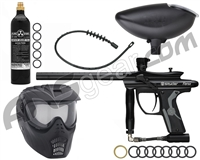 Kingman Fenix Starter Gun Package Kit - Diamond Black