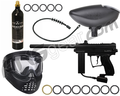 Kingman MR1 Starter Gun Package Kit - Black
