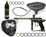 Kingman Sonix Starter Gun Package Kit - Olive