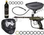 2012 Kingman Victor Starter Gun Package Kit - Olive Green