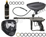 Kingman 2012 Xtra Starter Gun Package Kit - Silver Grey