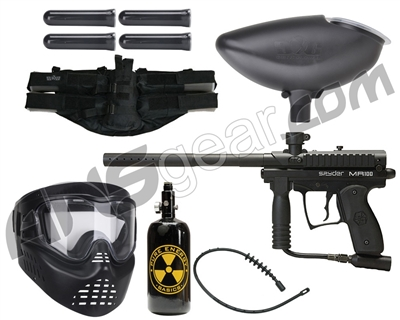 Kingman MR100 Pro Super Gun Package Kit - Diamond Black