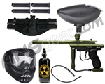 Kingman Sonix Super Gun Package Kit - Olive