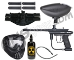 Kingman Victor E Super Gun Package Kit - Black