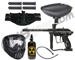 Kingman 2012 Xtra Super Gun Package Kit - Diamond Black
