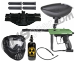 Kingman 2012 Xtra Super Gun Package Kit - Forest Green