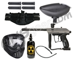 Kingman 2012 Xtra Super Gun Package Kit - Silver Grey