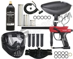 Kingman Fenix Tracker Gun Package Kit - Hot Red