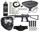 Kingman MR4 E Tracker Gun Package Kit - Black