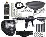 Kingman MRX Tracker Gun Package Kit - Diamond Black