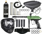 Kingman 2012 Xtra Tracker Gun Package Kit - Forest Green