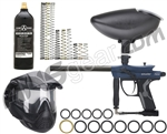 Kingman Fenix Vision Gun Package Kit - Slate Blue