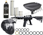 Kingman MRX Vision Gun Package Kit - Diamond Black
