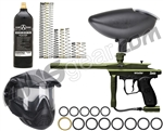 Kingman Sonix Vision Gun Package Kit - Olive
