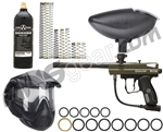 2012 Kingman Victor Vision Gun Package Kit - Olive Green