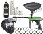 Kingman 2012 Xtra Vision Gun Package Kit - Forest Green