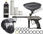 Kingman 2012 Xtra Vision Gun Package Kit - Silver Grey